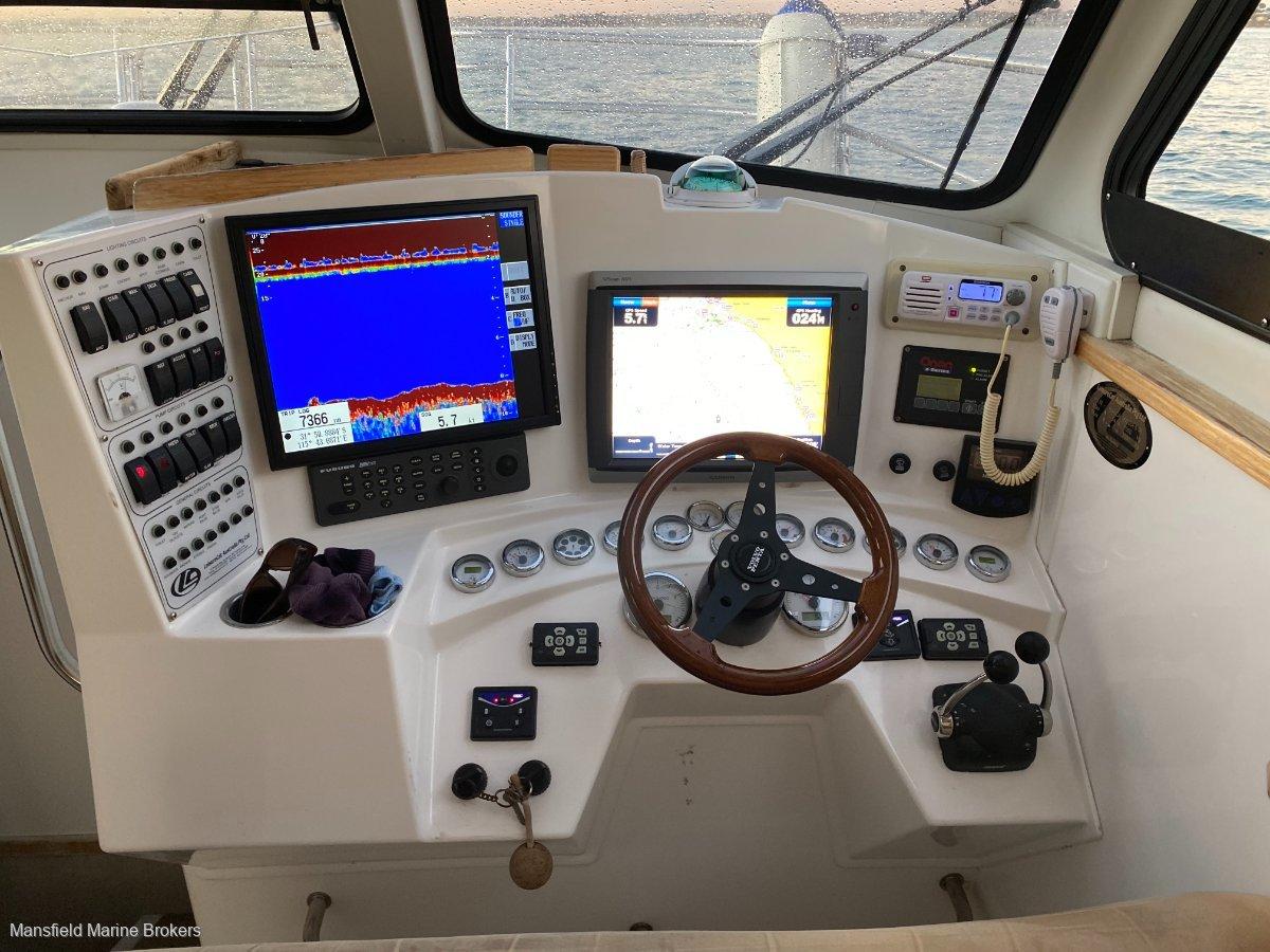 Leisurecat 3500 Deepwater:All the gear