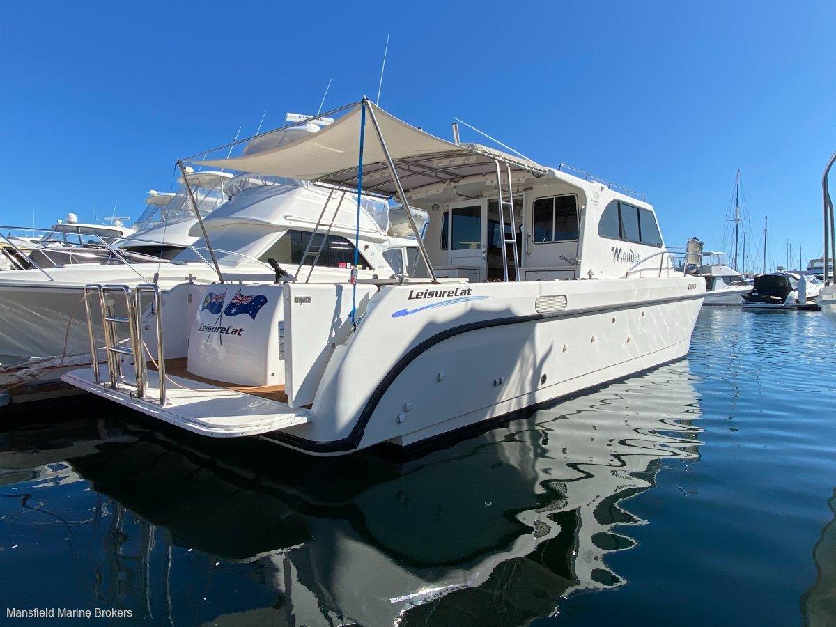 Leisurecat 3500 Deepwater:Sitting pretty