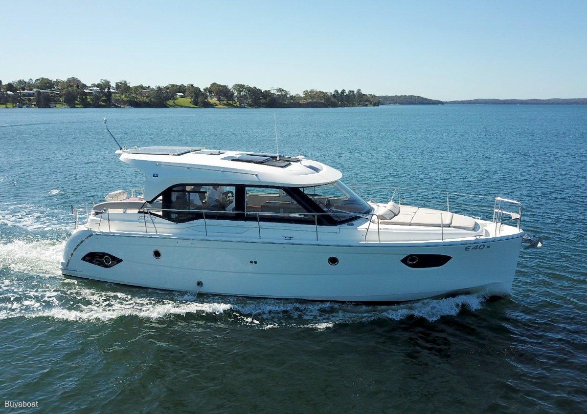Bavaria E40 Cruiser 1/3 Share