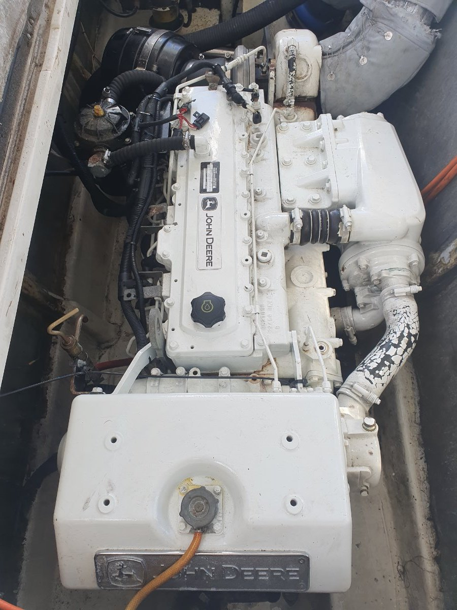 Cougar Cat 40 Flybridge AMSA 1C 1D Survey