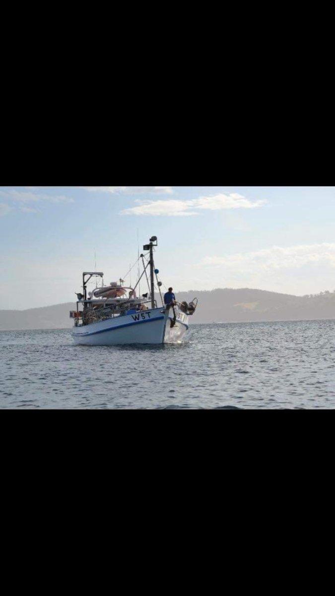 Stewart Ex Cray Boat