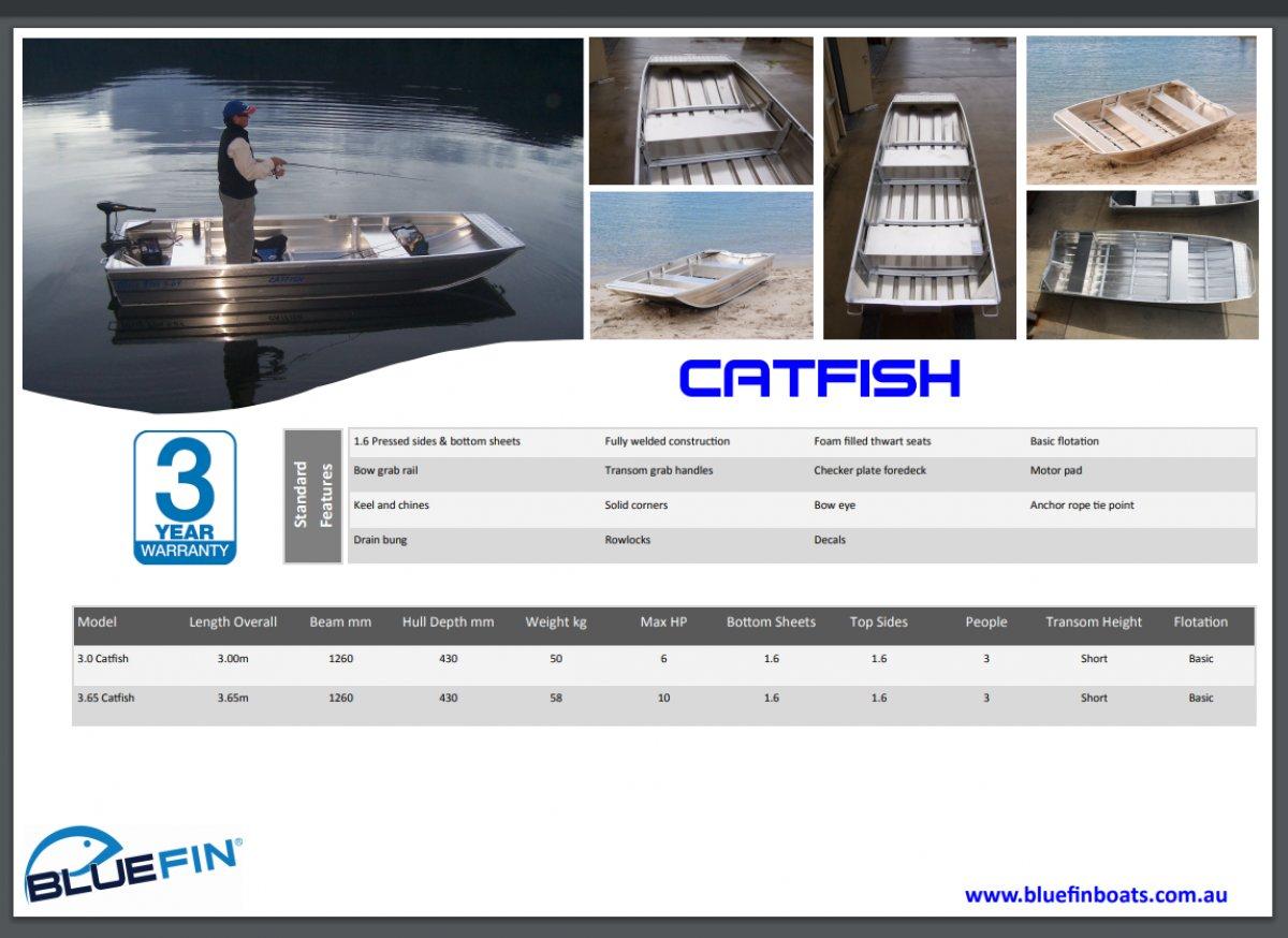 Bluefin Catfish 3.00