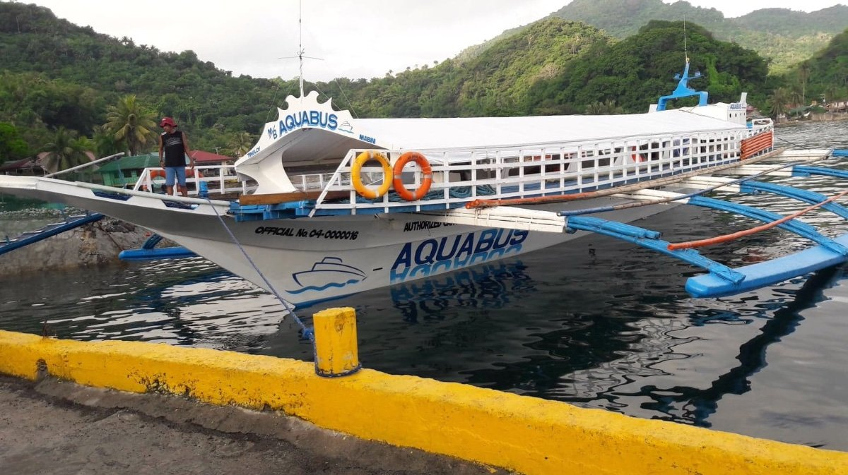 28.3m Large Philippine Banca For Sale