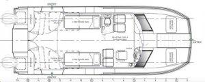9.95m Ambulance Boat