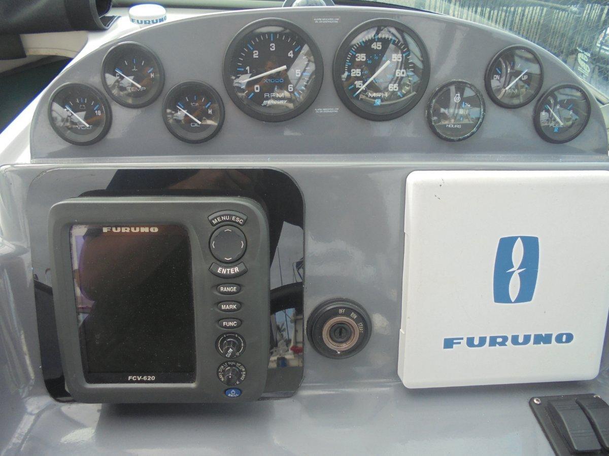 Rayglass Legend 6500 - 2001 MY