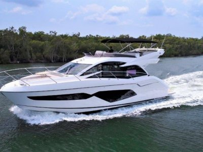 Sunseeker Manhattan 52 Sunseeker Manhattan 52 Flybridge