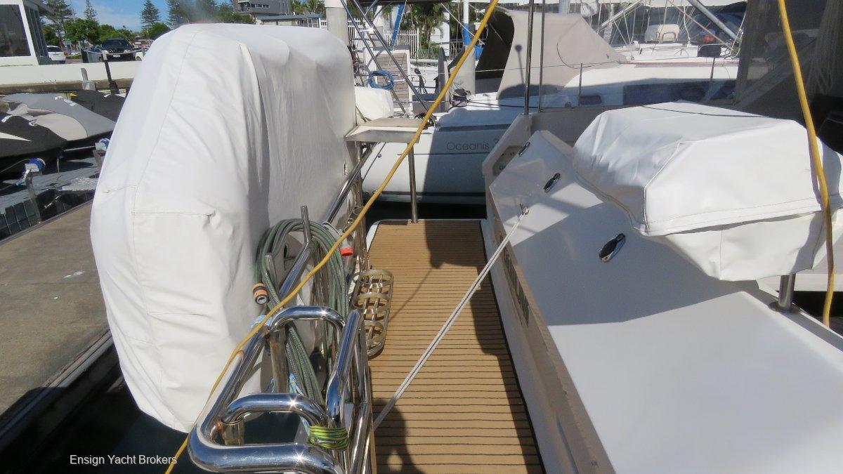 Scott Robson 38 Catamaran