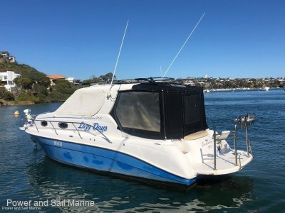CruiseCraft Executive 700 Quality build and great family boat