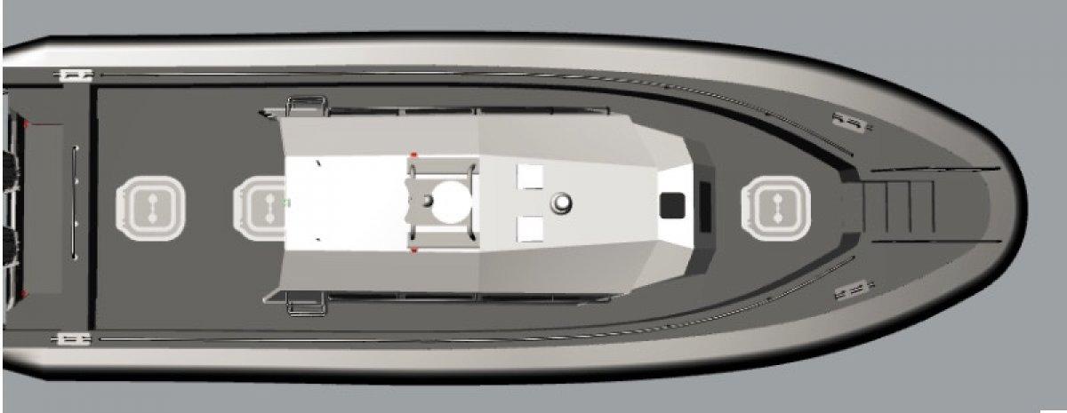 13.2m Fast Patrol Boat