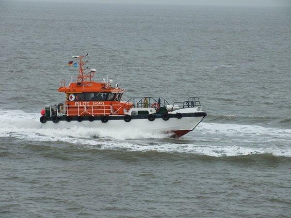 16.2m Pilot Boat / 2 x 500HP Kewatec Pilot 1620