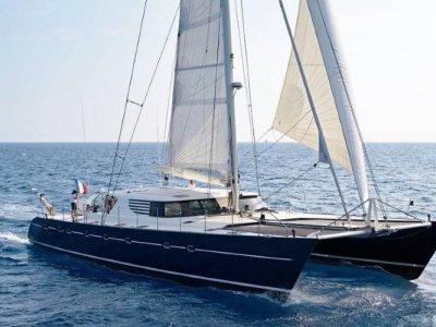 JFA 85 Catamaran