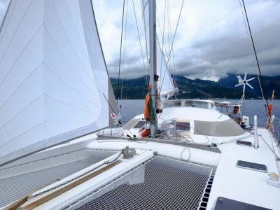 Outremer 50 Light Performance Catamaran