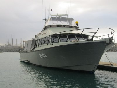 Work Boat Ex Navy - Auction on Behalf of Receivers