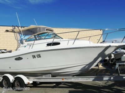 Wellcraft 24 Walkaround OFFSHORE FISHING RIG FOR SOFT RIDE