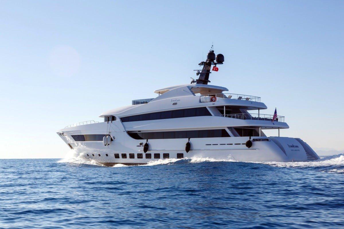 Vosmarin 47m Rina Class 47m Superyacht