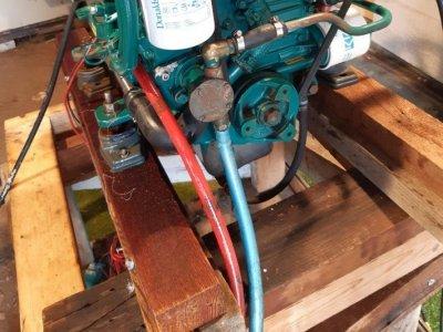 Inboard Kubota Based 12HP Marine Diesel