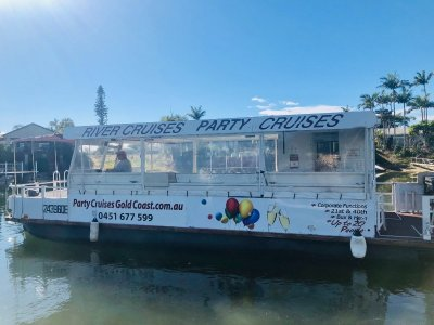 WELL ESTABLISHED RIVER CRUISE AND CHARTER BOAT BUSINESS