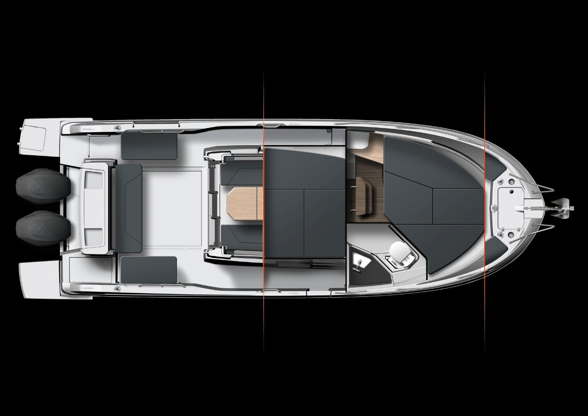 New Beneteau Barracuda 9