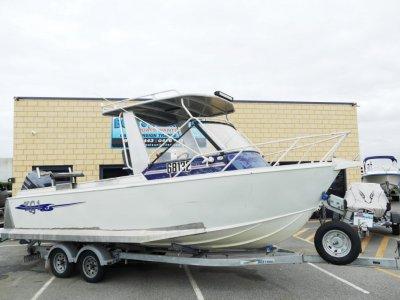 Star Aluminium Fishing 650 SPORTS CUDDY WITH 4 STROKE V6 225 YAMAHA