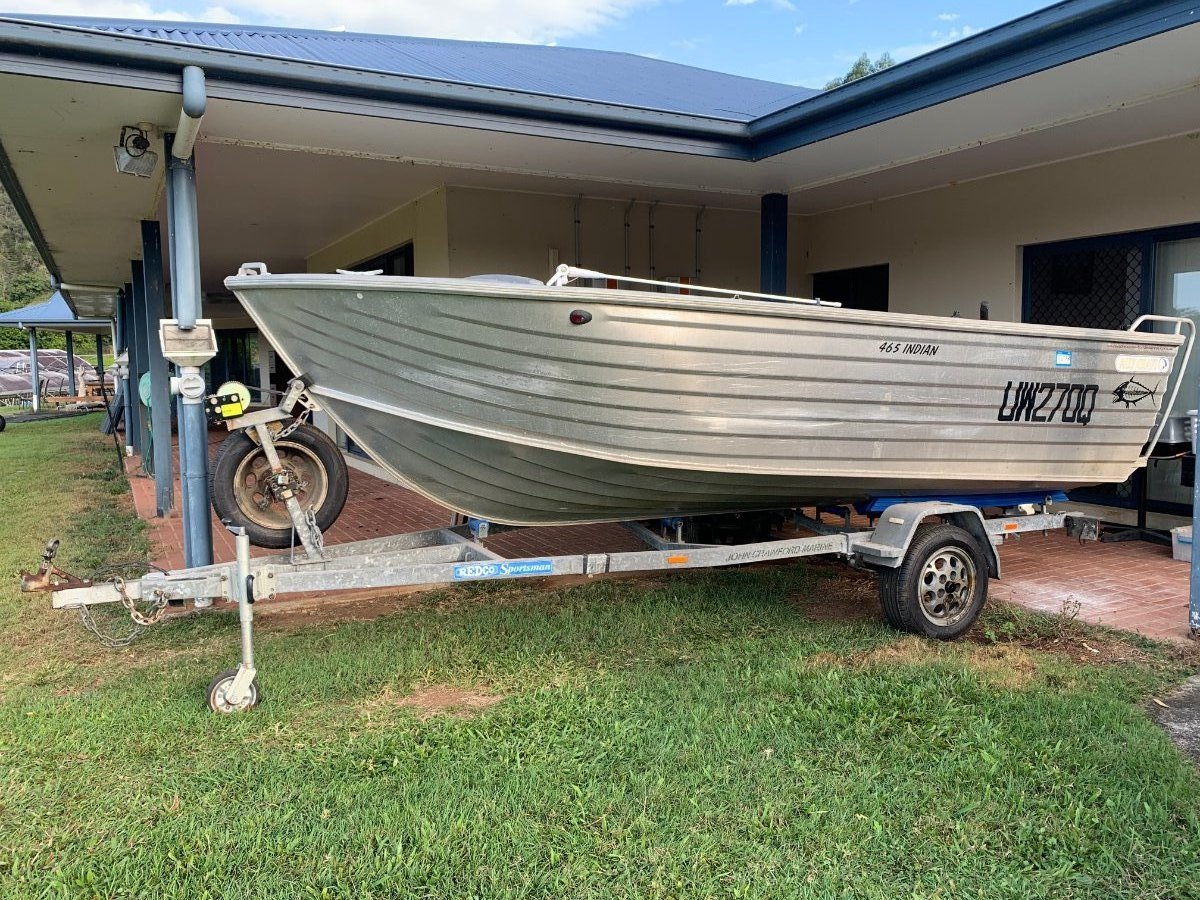 Ally Craft 4.65 Indian