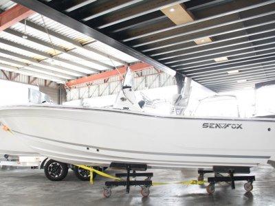Sea Fox 180 Viper - White