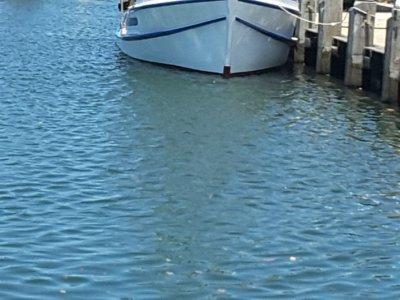 Commercial Prawn trawler