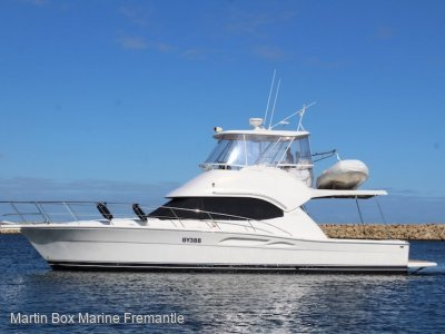Riviera 40 Flybridge Extended to a 43'