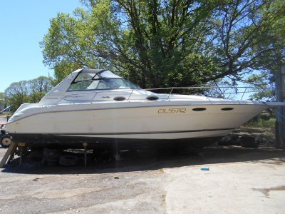 Sea Ray 330 Sundancer Price Just dropped By $ 10,000 to sell Wow !!