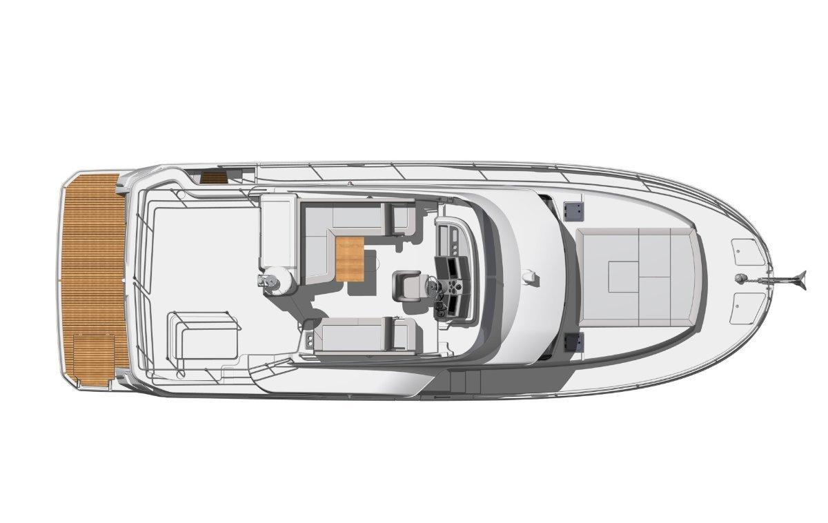 New Beneteau Swift Trawler 41