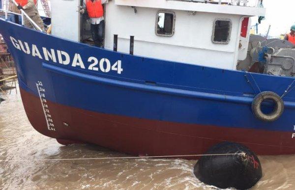 2020 STEEL FISHING VESSEL