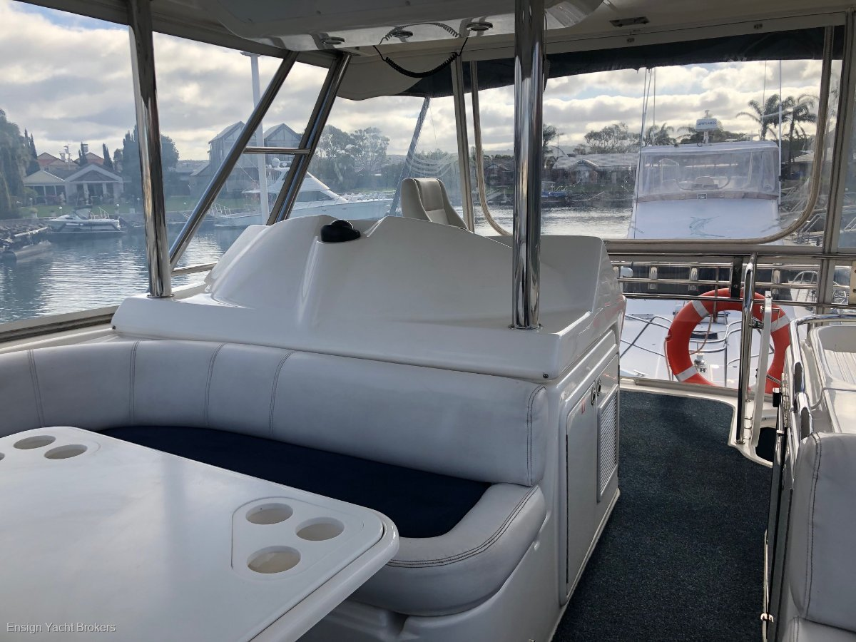 Riviera 51 Open Flybridge