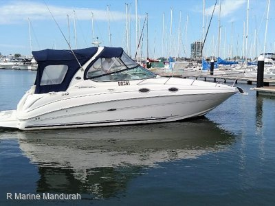 Sea Ray 315 Sundancer *** DEFINITELY ONE TO LOOK AT *** UNDER OFFER ***