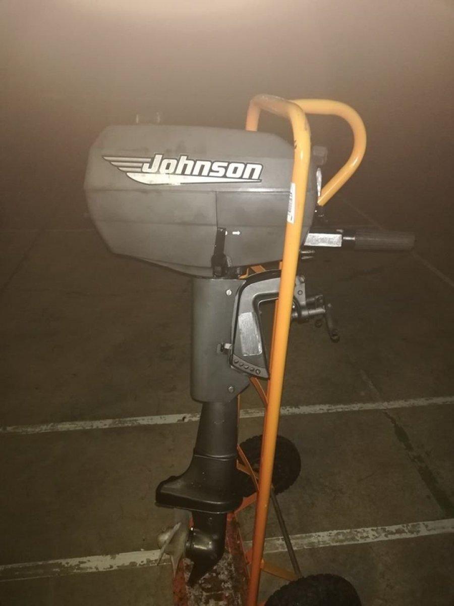 1998 Johnson 4HP