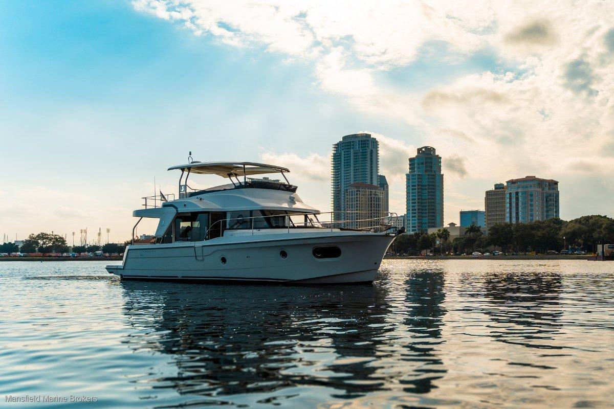 New Beneteau Swift Trawler 47