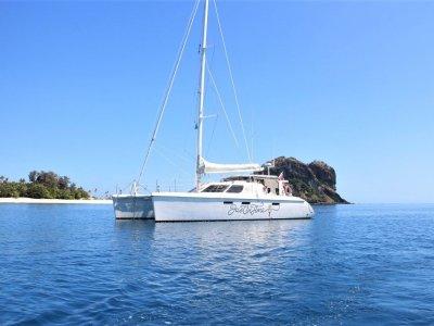 Wright & Lavranos 13m Offshore Catamaran