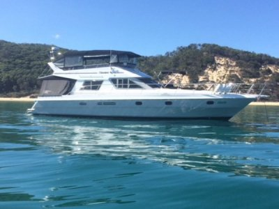 Vitech 60 Motor Yacht