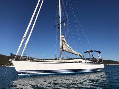 X-Yachts 482 Cruiser/Racer Sailing Yacht