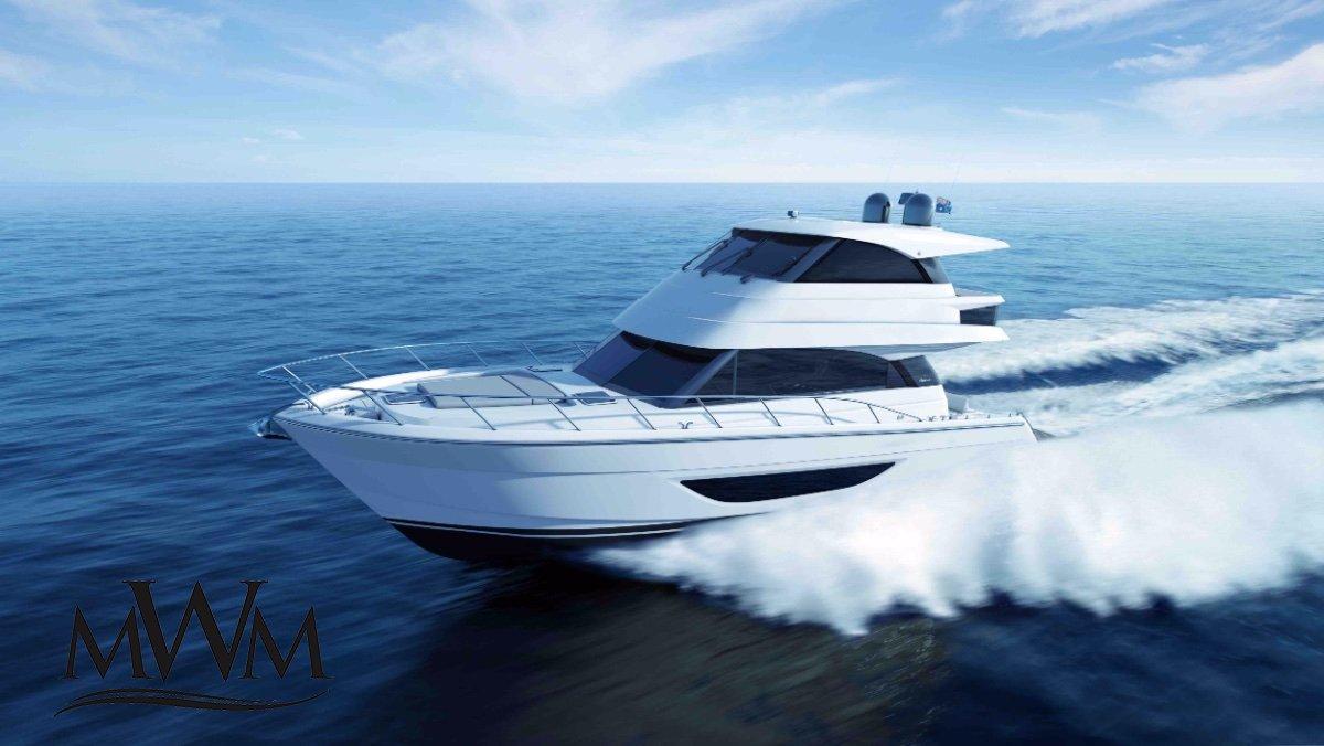 Maritimo M55 | The Sydney Maritimo Dealership - MW Marine
