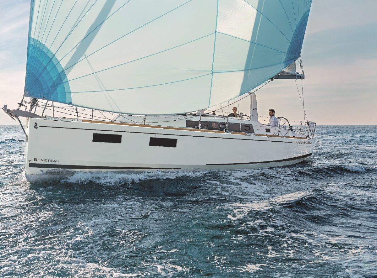 New Beneteau Oceanis 38.1