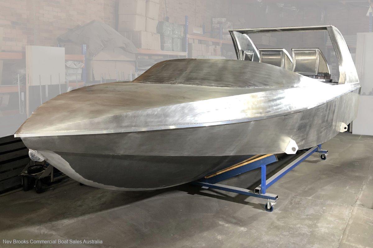 Commercial Jet Boat