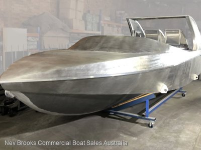 Commercial Jet Boat- Click for more info...
