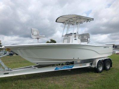 Sea Fox 200 Viper - White w T-Top