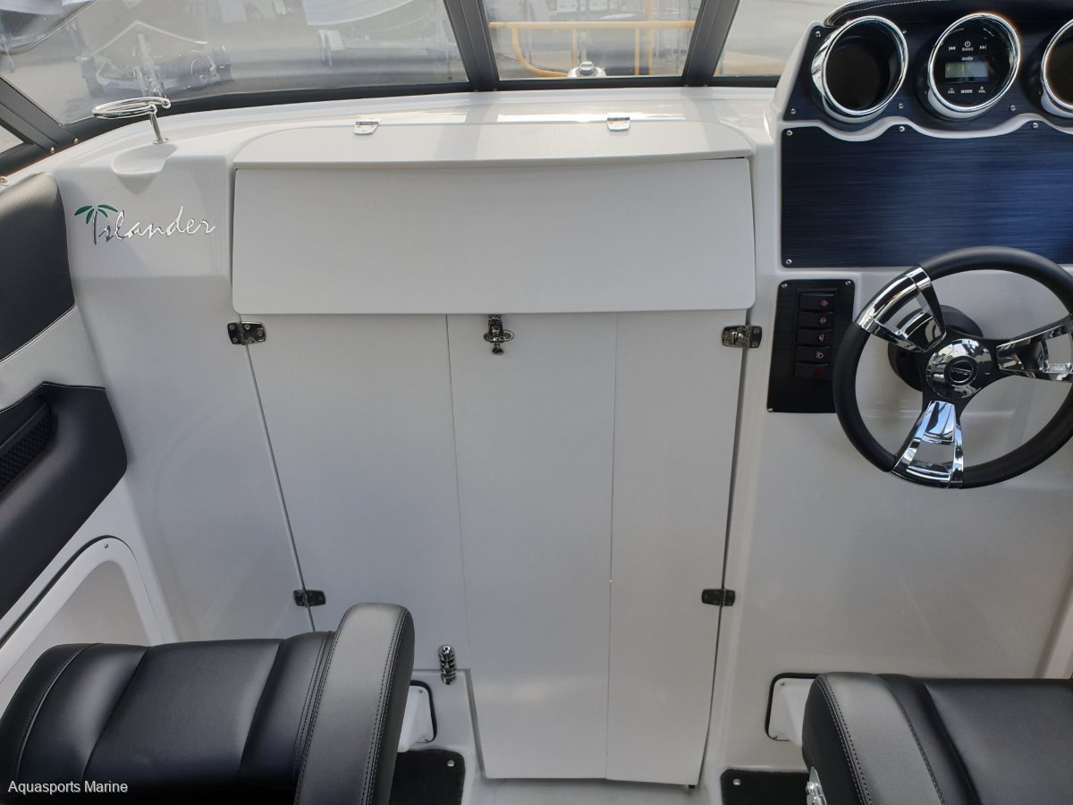 New Stejcraft 580 Islander Enclosed Deluxe