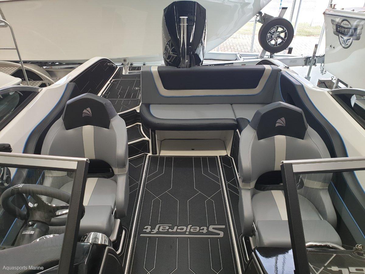 New Stejcraft SS64BR Bowrider