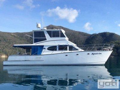 Brady 48 Catamaran Leopard Powercat