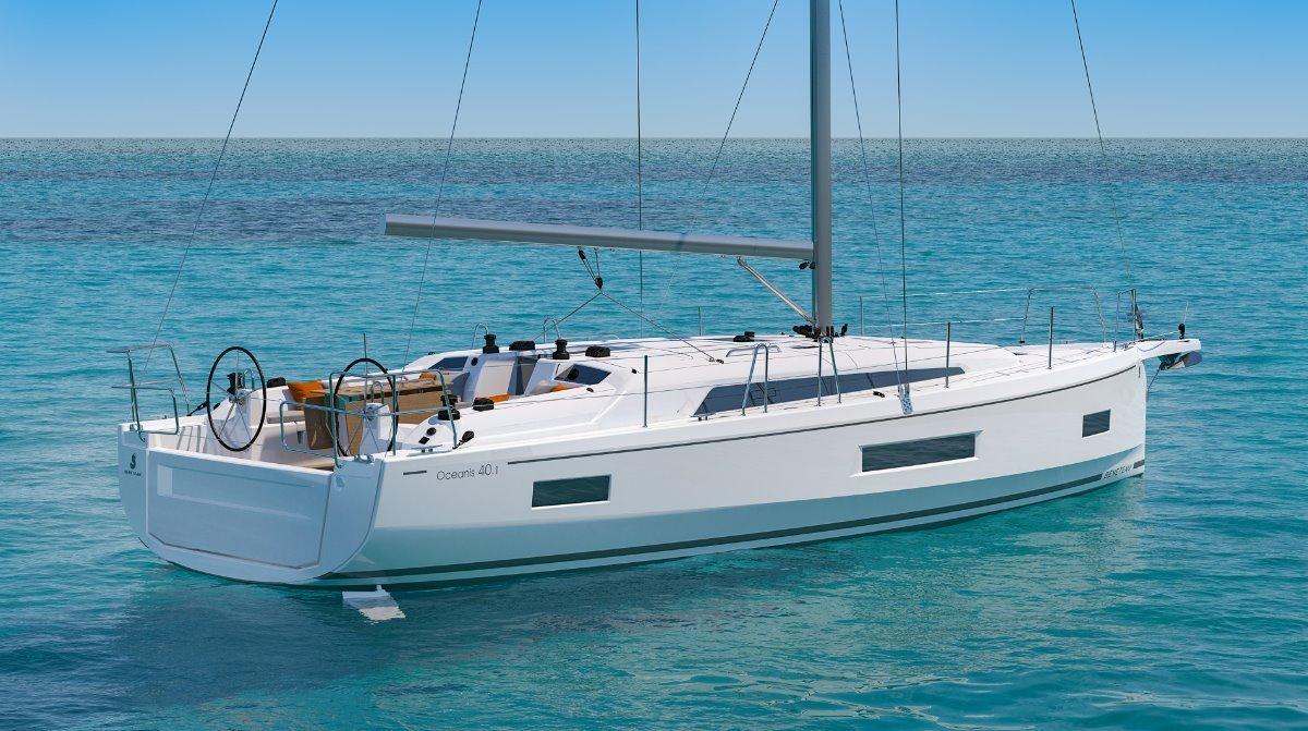 New Beneteau Oceanis 40.1