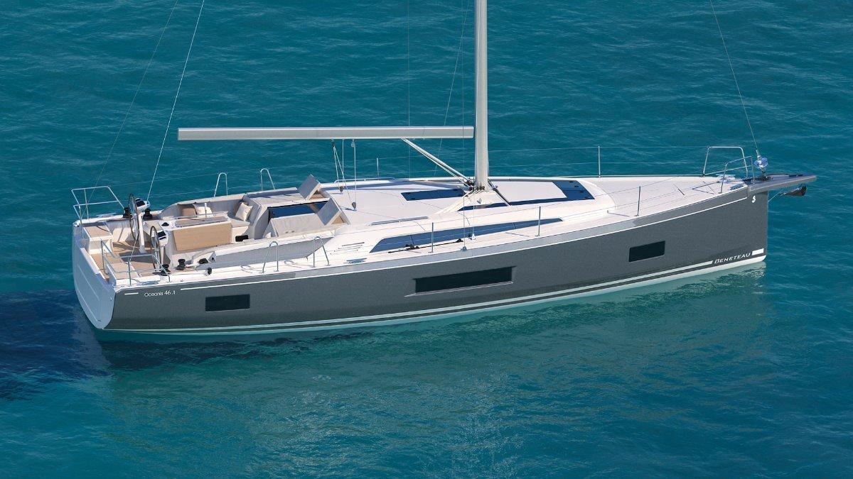 New Beneteau Oceanis 46.1