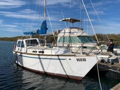 John Pugh 32 Motor Sailer