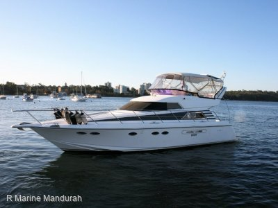 Dyna 48 Flybridge *** ROTTO HERE WE COME*** MAKE AN OFFER ***