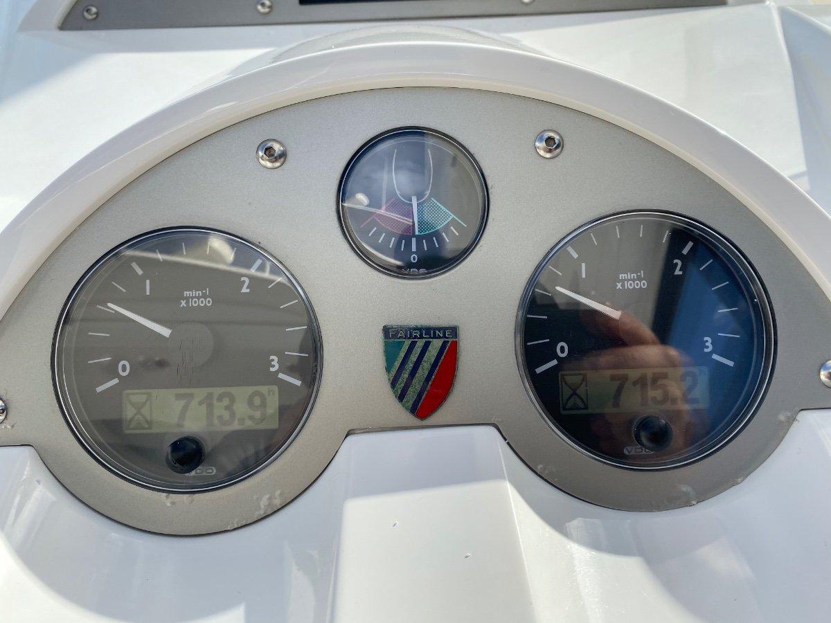 Fairline Targa 52 Gran Turismo